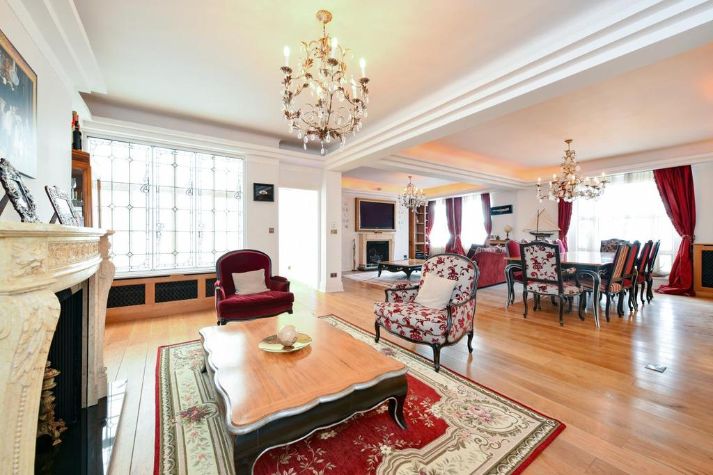 4 Bedrooms Flat for sale in Marylebone Road, Marylebone, NW1