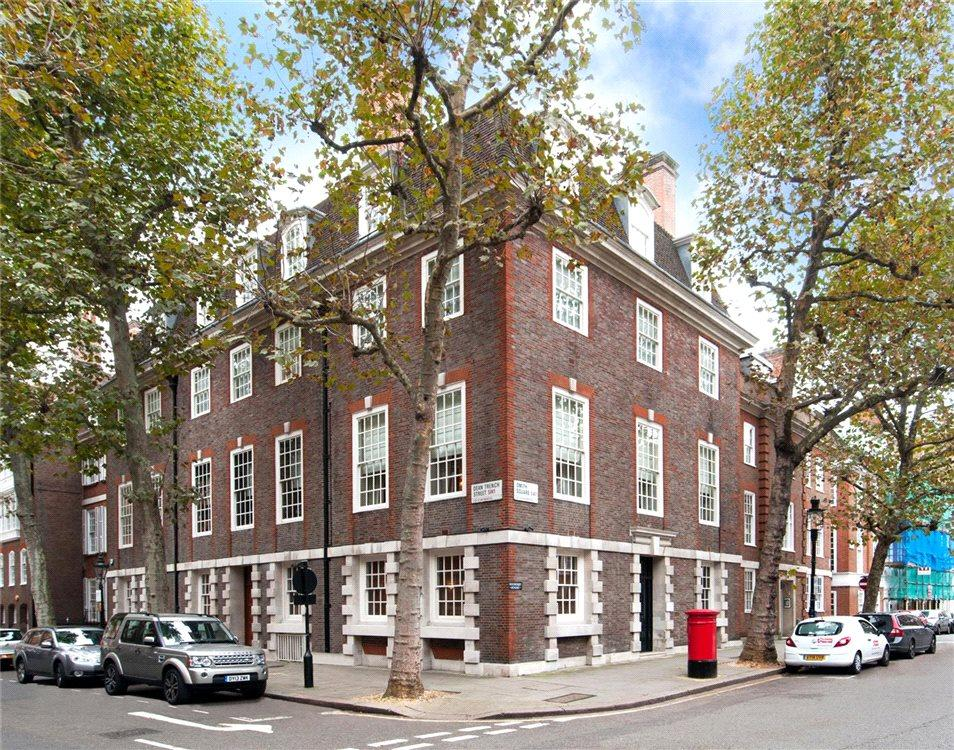7 Bedrooms Terraced House for sale in Smith Square, Westminster, London, SW1P