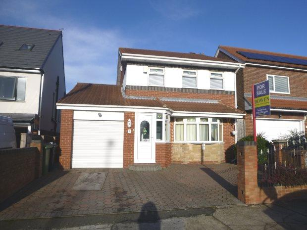 4 Bedrooms Detached House for sale in TUNSTALL VILLAGE GREEN, TUNSTALL, SUNDERLAND SOUTH