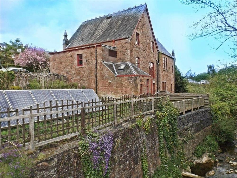 4 Bedrooms Semi Detached House for sale in Baille Hall, Newtown St Boswells, MELROSE, Scottish Borders, Scotland
