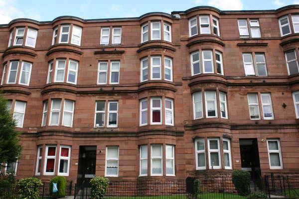 1 Bedroom Flat for sale in 2/1, 313 Tollcross Road, Tollcross, Glasgow, G31 4YA