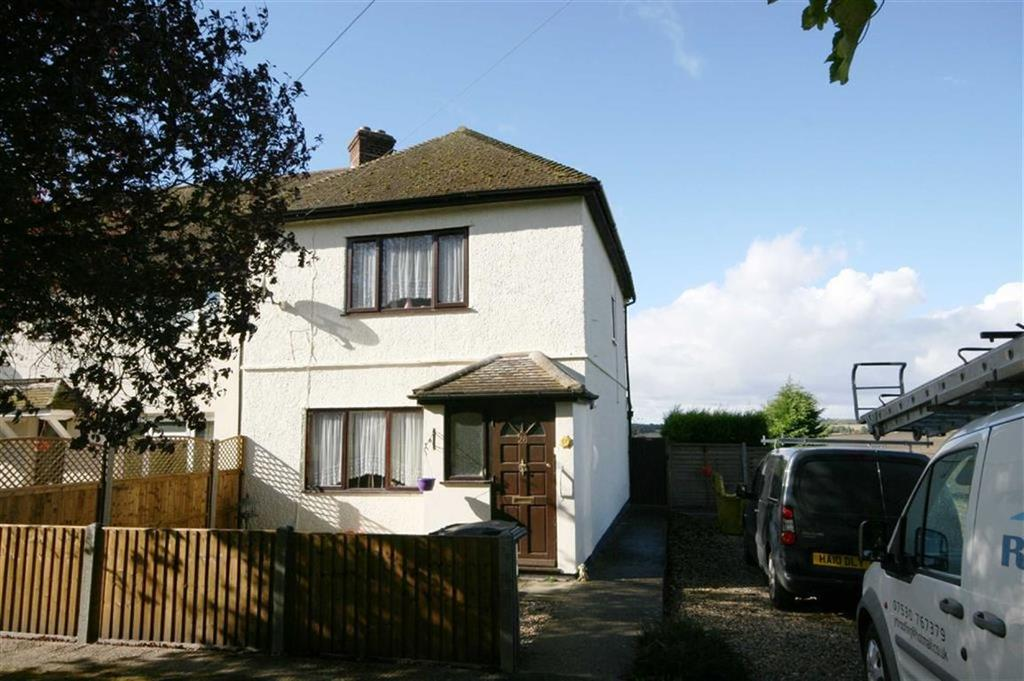 2 Bedrooms End Of Terrace House for sale in Hill View, Buckland