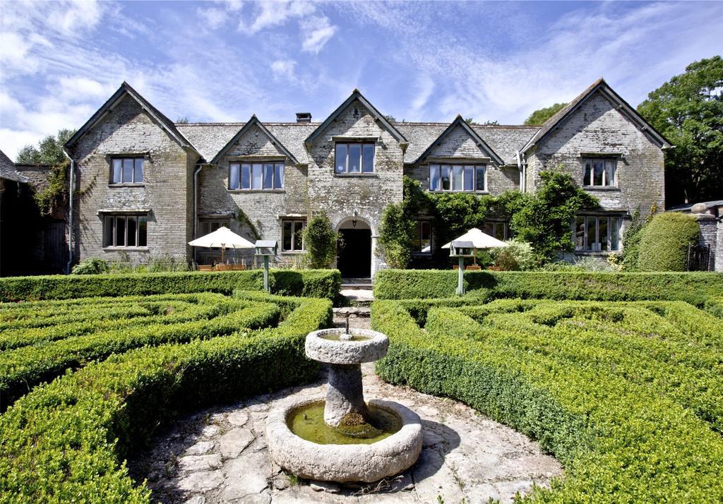 8 Bedrooms Detached House for sale in Ranscombe Manor, Kingsbridge, Devon, TQ7