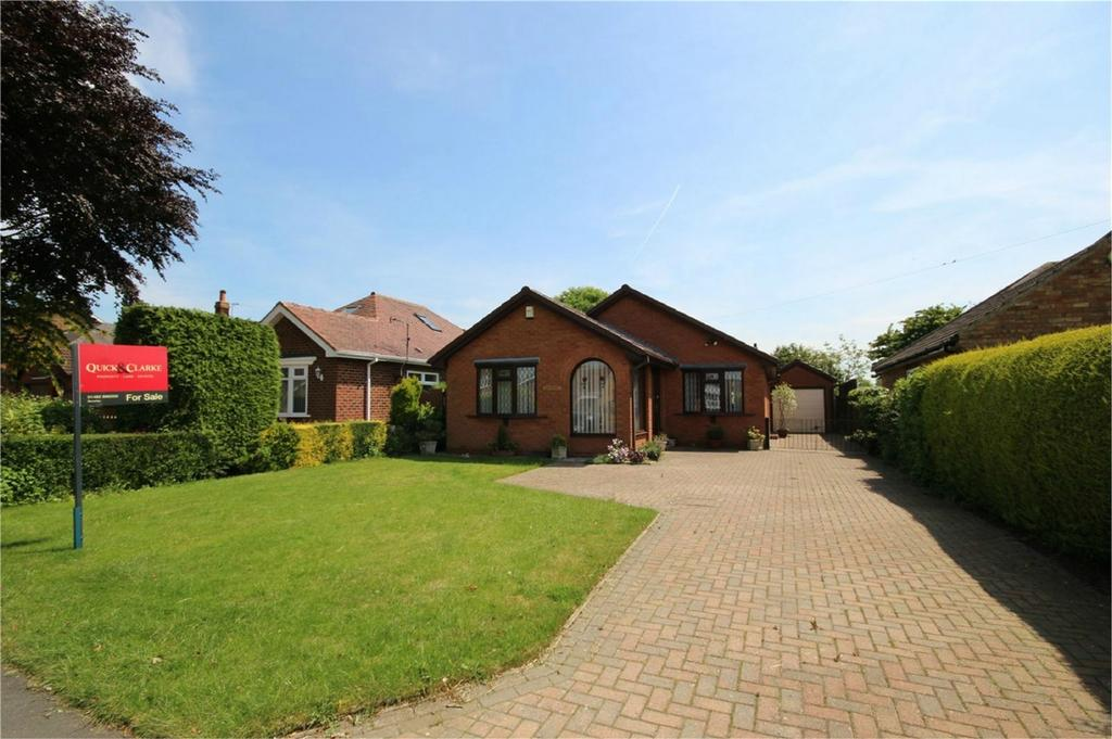 2 Bedrooms Detached Bungalow for sale in Benningholme Lane, Skirlaugh, East Riding of Yorkshire