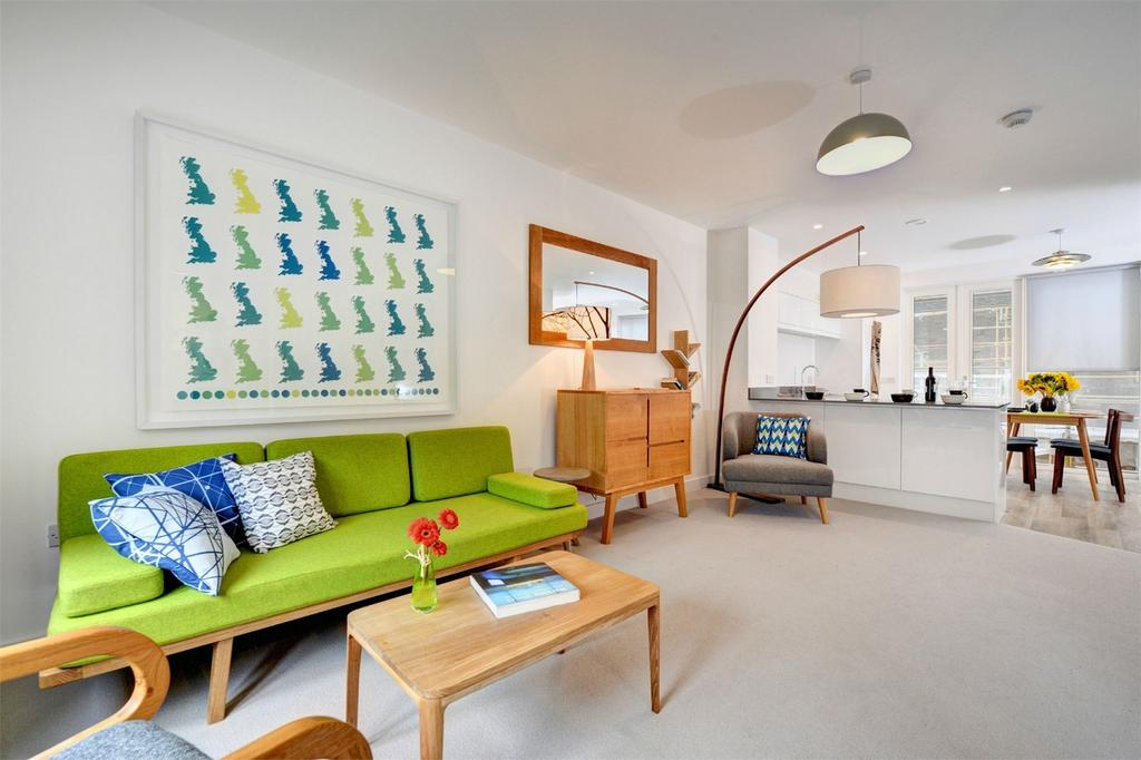 2 Bedrooms Town House for sale in THE MALINGS - VERY LAST CHANCE, Ouseburn Valley, Byker, Newcastle Upon Tyne