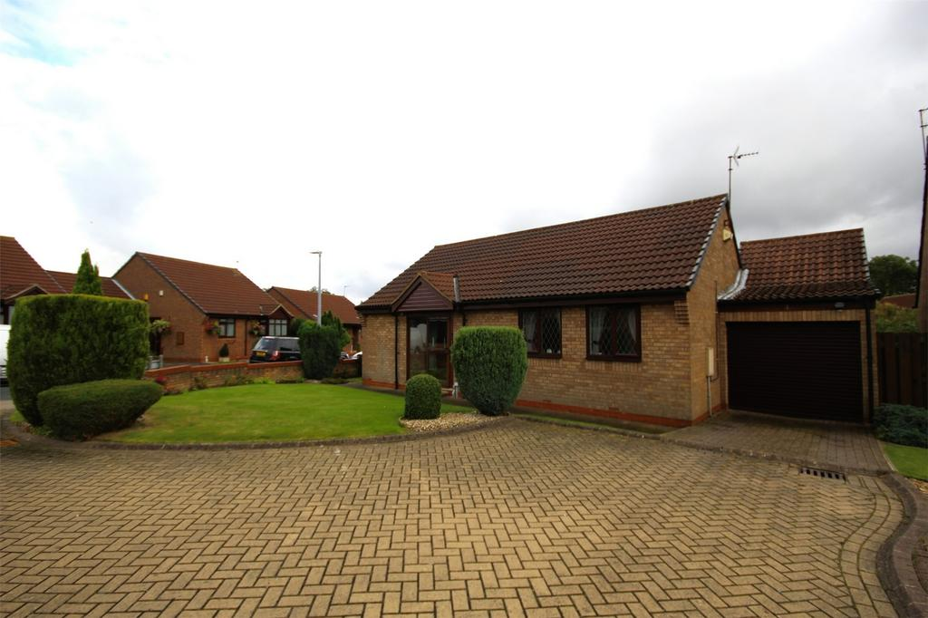 2 Bedrooms Detached Bungalow for sale in Mill Way, Nordham, North Cave, East Riding of Yorkshire