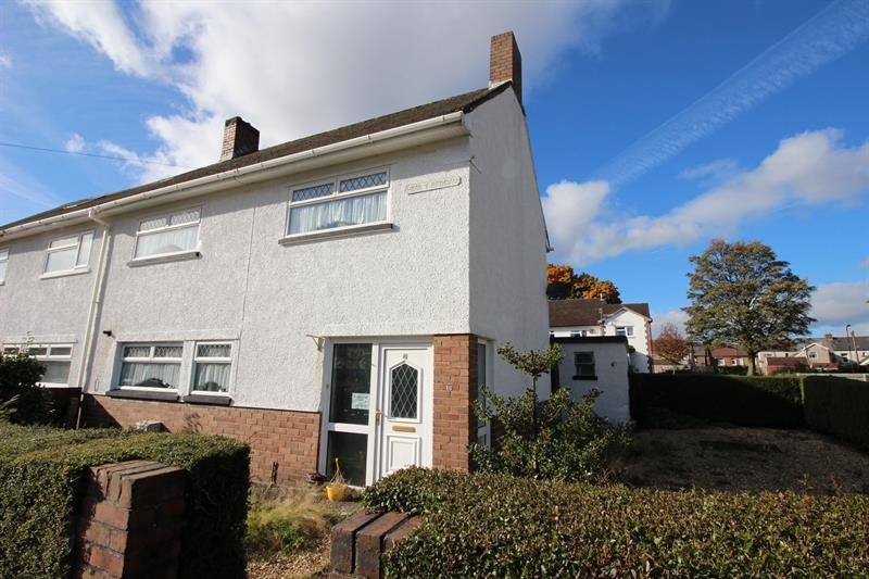 3 Bedrooms Semi Detached House for sale in Heol-Y-Beddau, Caerphilly