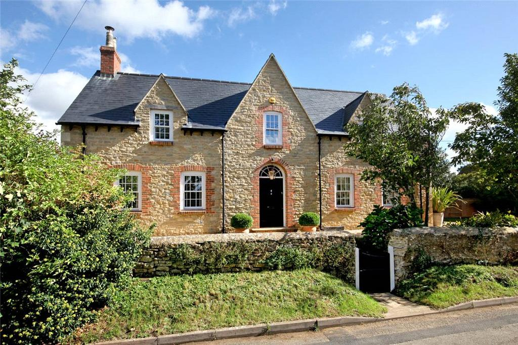 4 Bedrooms Detached House for sale in Little Coxwell, Faringdon, Oxfordshire, SN7