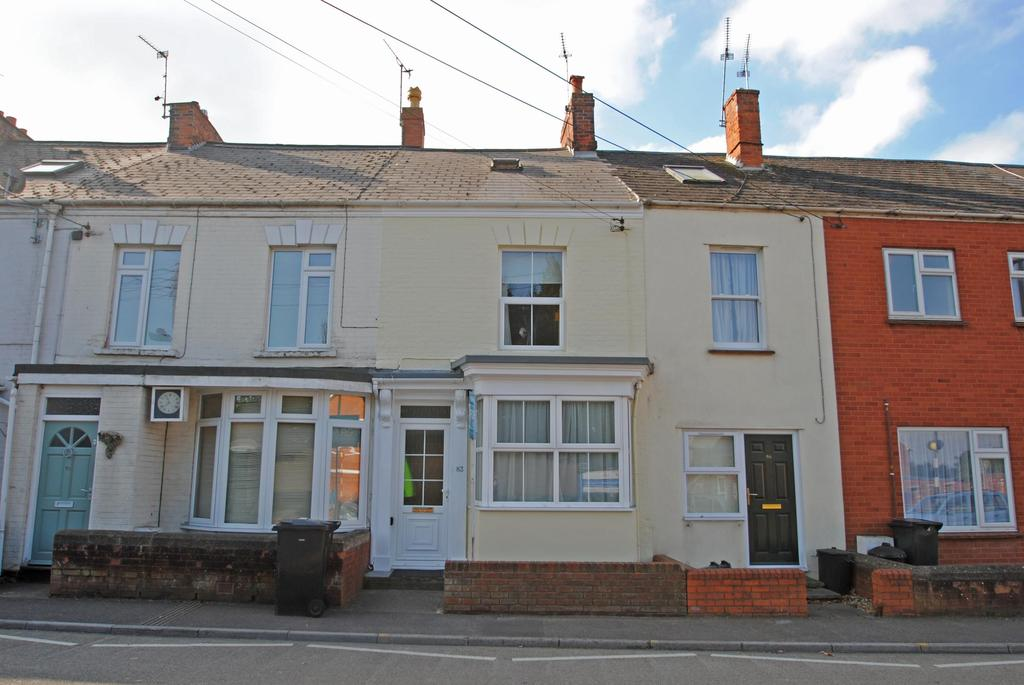 3 Bedrooms Terraced House for sale in North Street, Wellington