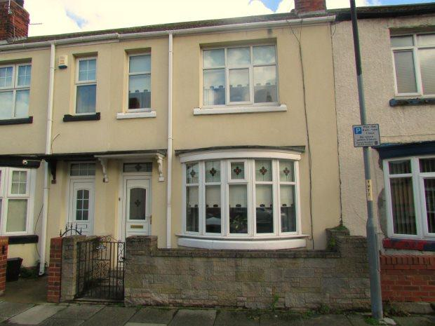 2 Bedrooms Terraced House for sale in THORNVILLE ROAD, GRANGE ROAD, HARTLEPOOL