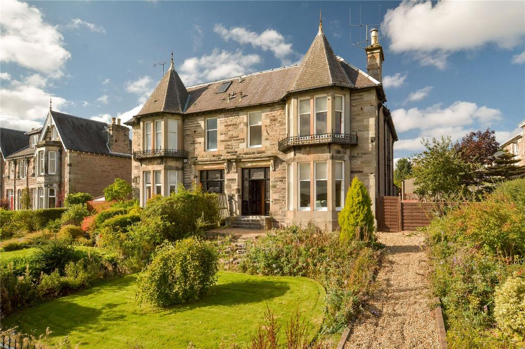 4 Bedrooms Semi Detached House for sale in Annandale, 159 Glasgow Road, Perth, Perth and Kinross, PH2