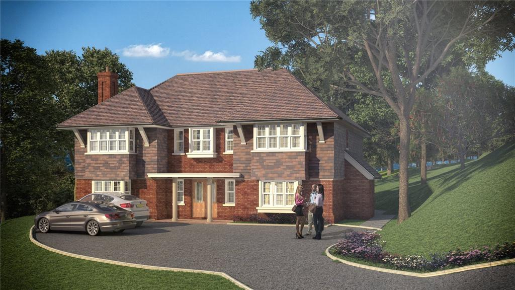 4 Bedrooms Detached House for sale in Burys Bank Road, Greenham, Thatcham, Berkshire, RG19