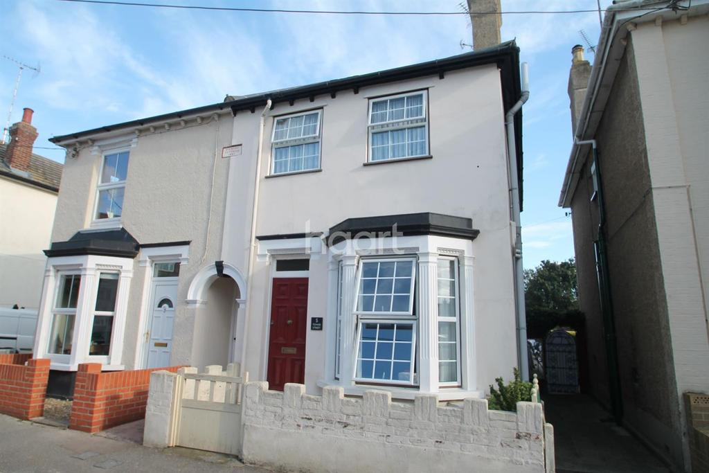 4 Bedrooms Semi Detached House for sale in Brightlingsea