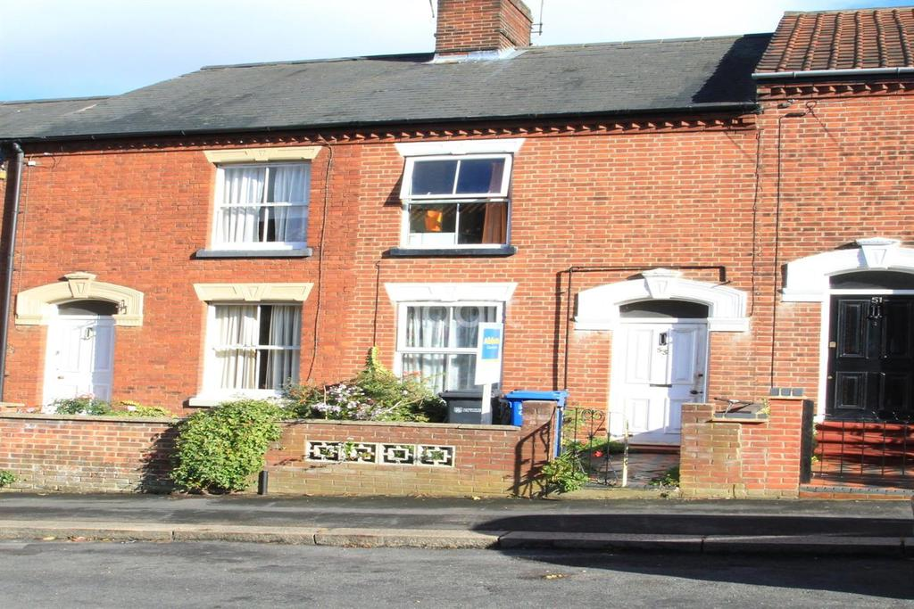3 Bedrooms Terraced House for sale in Warwick Street, NR2