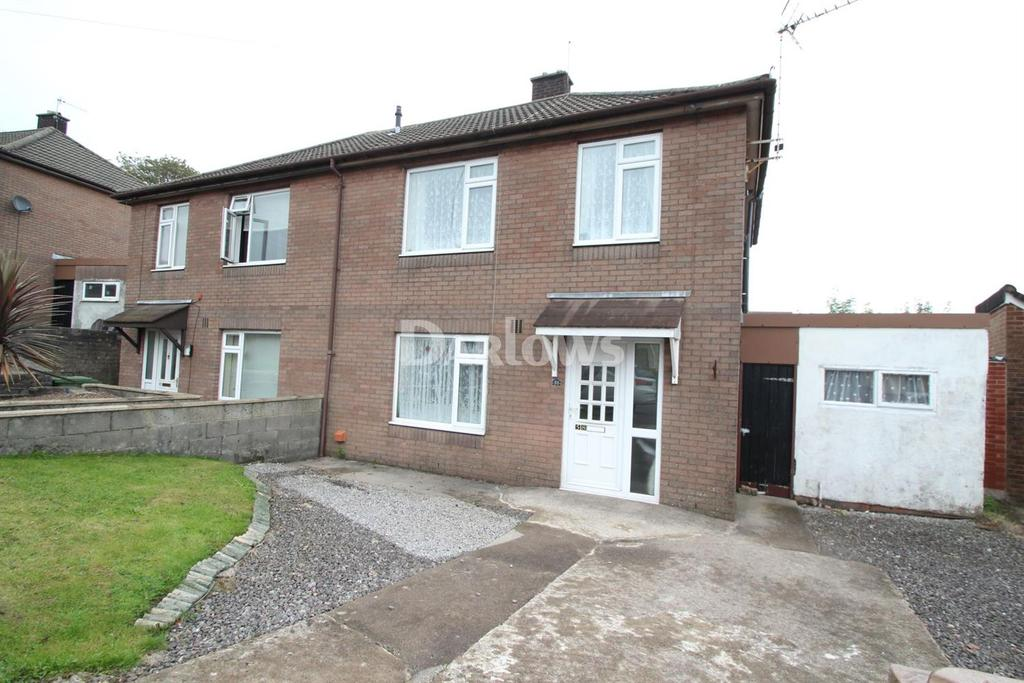 3 Bedrooms Semi Detached House for sale in Heol Aneurin, Penyrheol