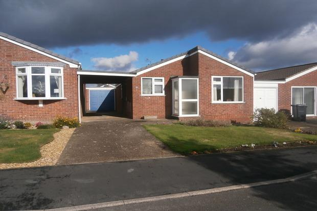 2 Bedrooms Detached Bungalow for sale in Woodley Road, Ratby, Leicester, LE6