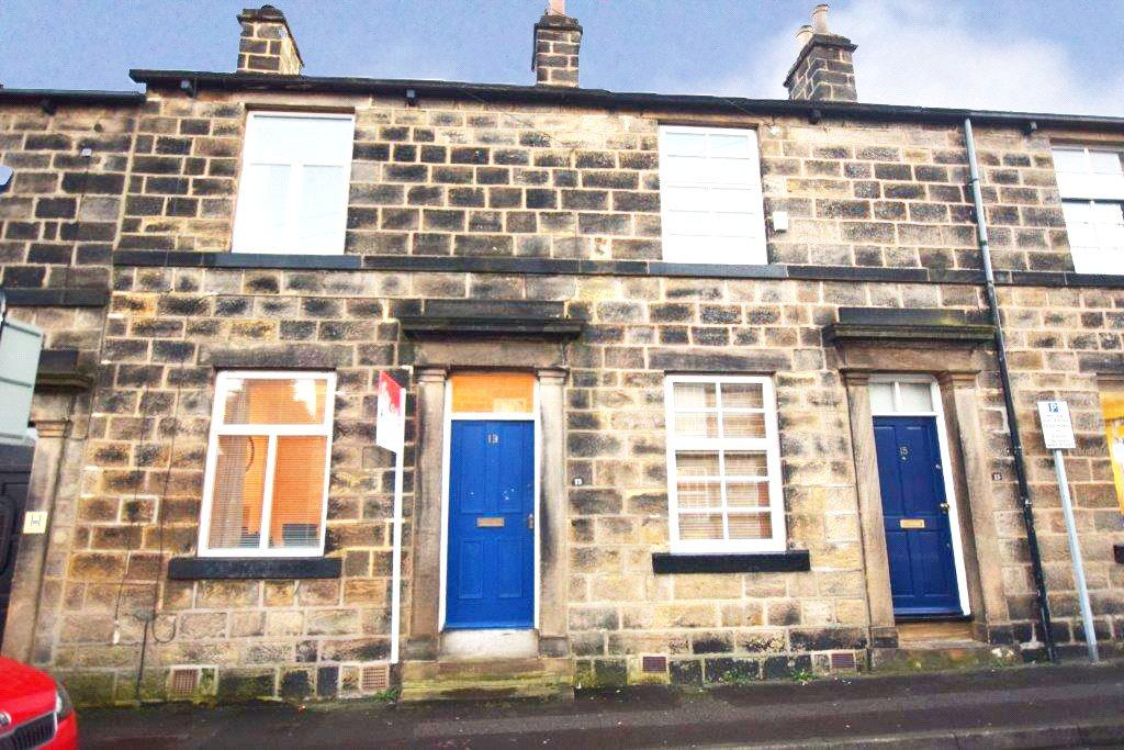 2 Bedrooms Terraced House for sale in Chapel Street, Headingley, Leeds