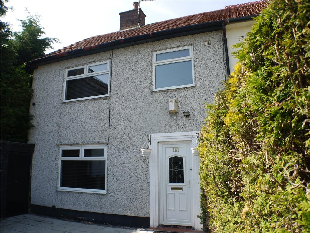 3 Bedrooms End Of Terrace House for sale in Yew Tree Lane, Liverpool, Merseyside, L12