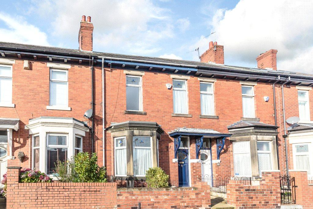 3 Bedrooms Terraced House for sale in Addycombe Terrace, Heaton, Newcastle Upon Tyne, Tyne Wear