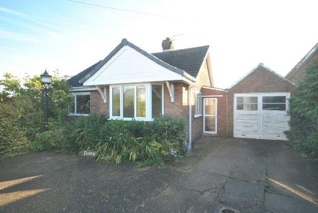 2 Bedrooms Detached Bungalow for sale in Coniston Crescent, Humberston, GRIMSBY