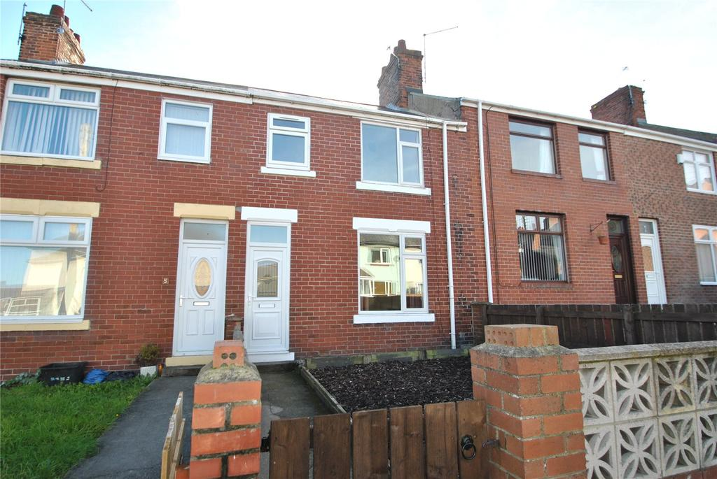 3 Bedrooms Terraced House for sale in Park Street, Seaham, Co Durham, SR7