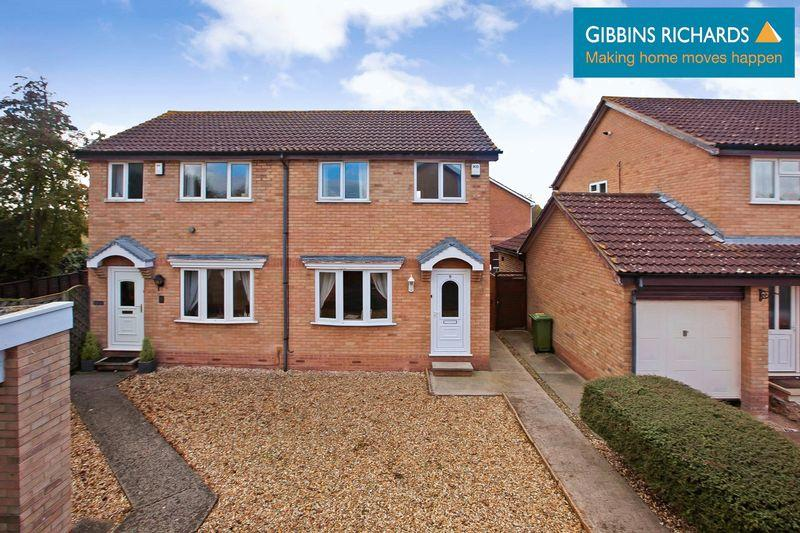 3 Bedrooms Semi Detached House for sale in Plum Tree Close, Bridgwater
