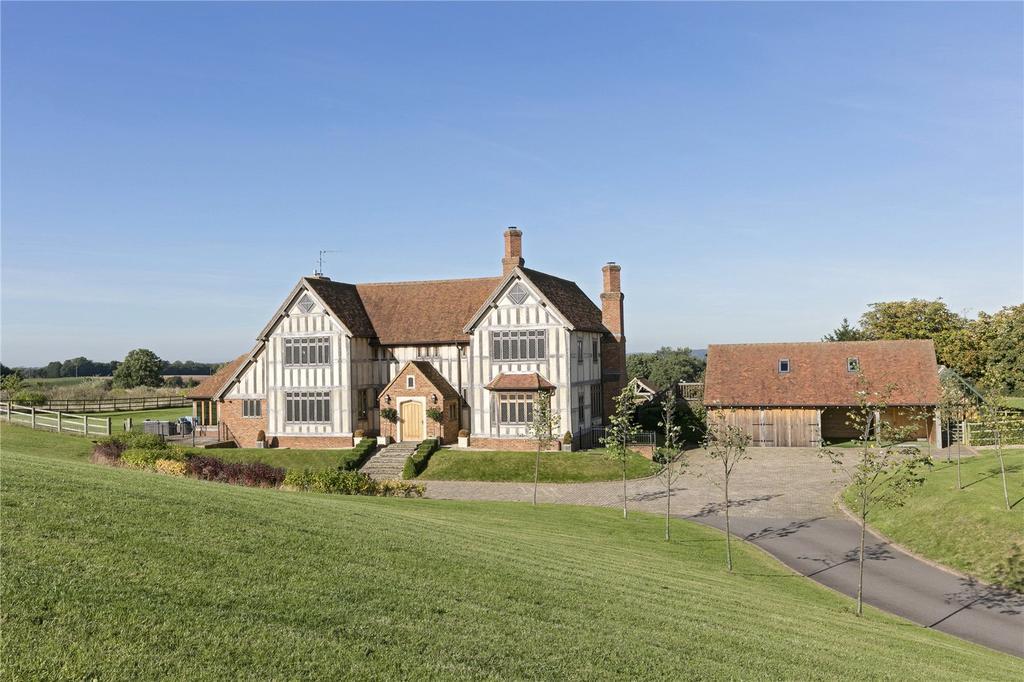 6 Bedrooms Unique Property for sale in The Manor, Kington Lane, Claverdon, Warwickshire, CV35