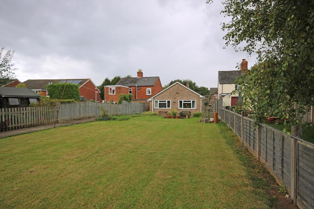 3 Bedrooms Detached Bungalow for sale in Lower Road, Ledbury, HR8