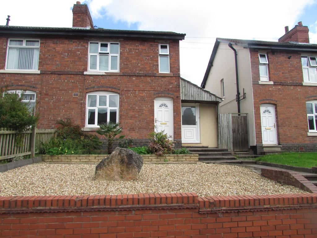 3 Bedrooms Semi Detached House for rent in Stafford Road, Cannock, WS11 4AX
