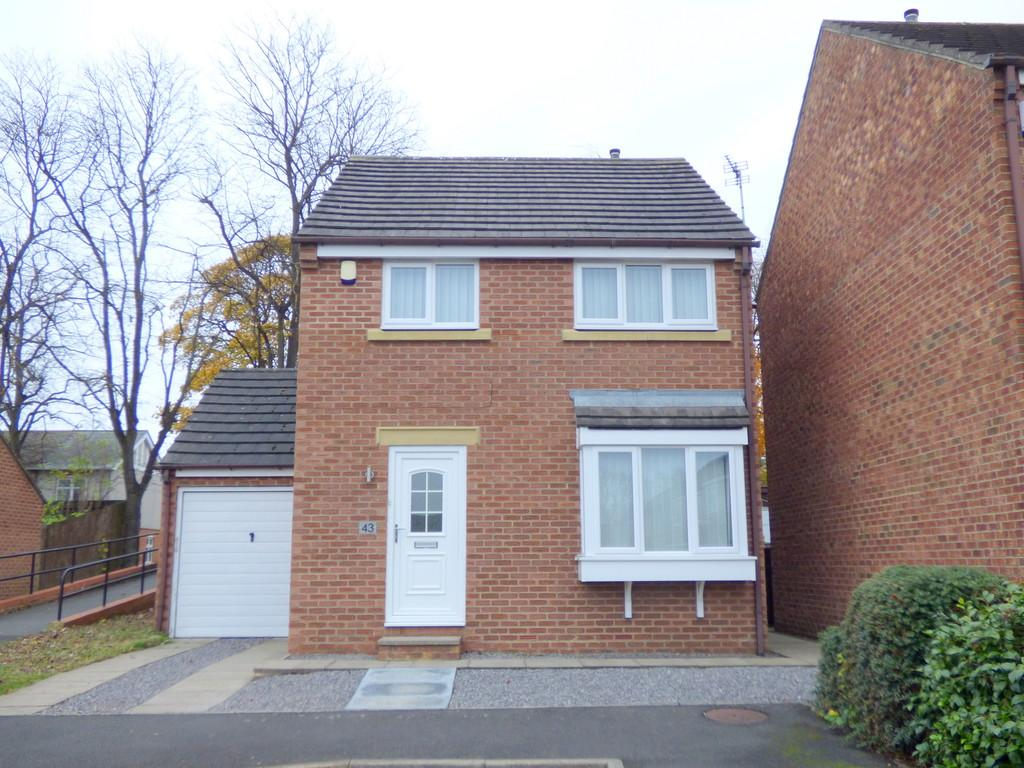 3 Bedrooms Detached House for sale in Longlands Drive, Houghton-Le-Spring
