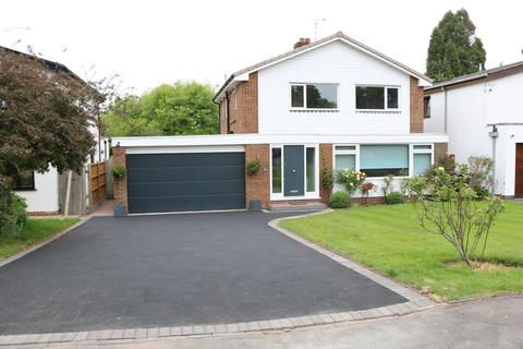 4 bedroom detached house for sale - Gladstone Road, Dorridge
