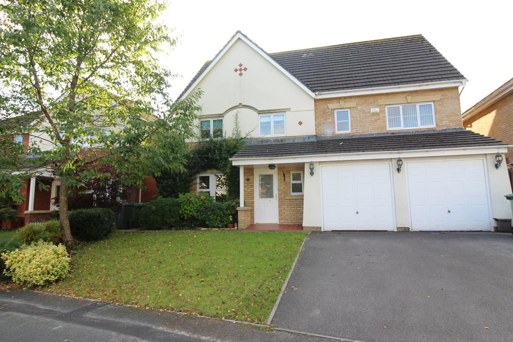 6 Bedrooms Detached House for sale in Gerddi Taf, Llandaff