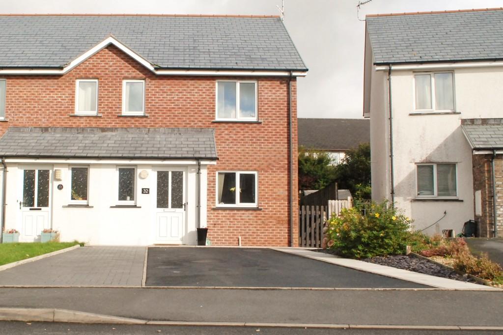 3 Bedrooms Semi Detached House for sale in Penrhyncoch, Aberystwyth