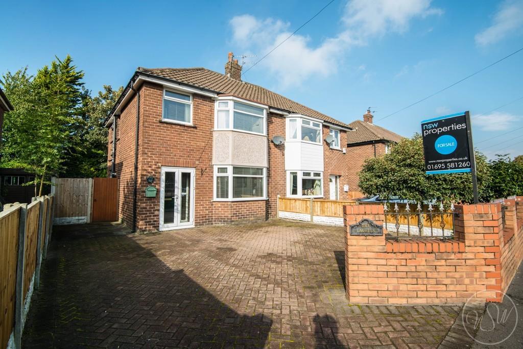 3 Bedrooms Semi Detached House for sale in Burscough Street, Ormskirk