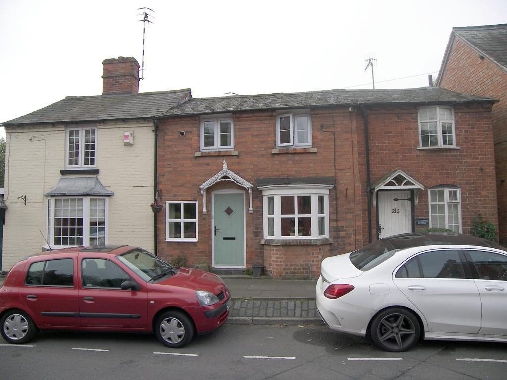 2 Bedrooms Cottage House for sale in Warwick Road, Henley In Arden