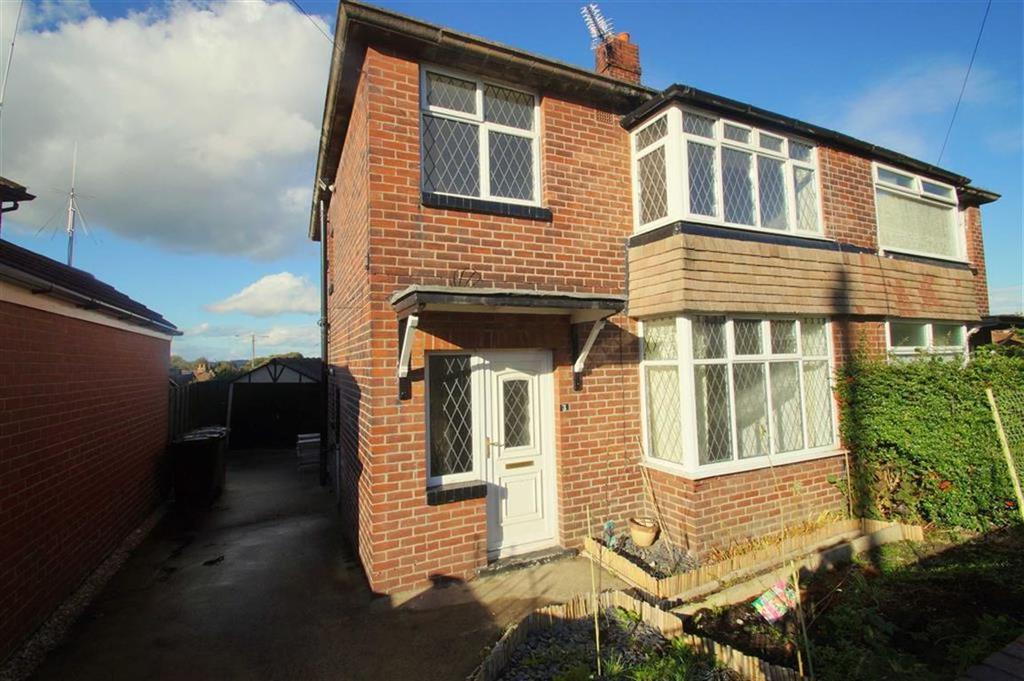 3 Bedrooms Semi Detached House for sale in Primrose Crescent, Leeds