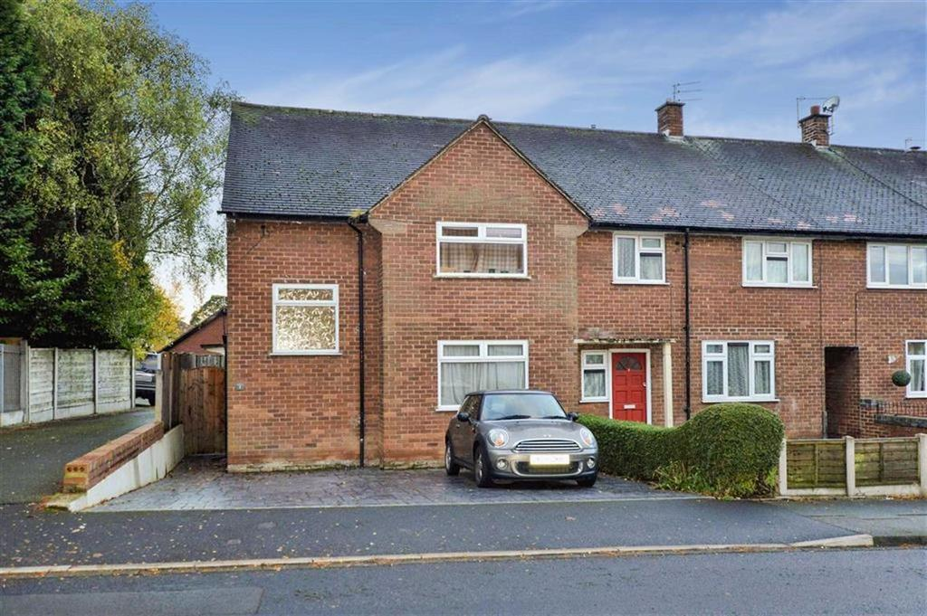 3 Bedrooms Semi Detached House for sale in Meadow Way, Hale, Cheshire, WA15