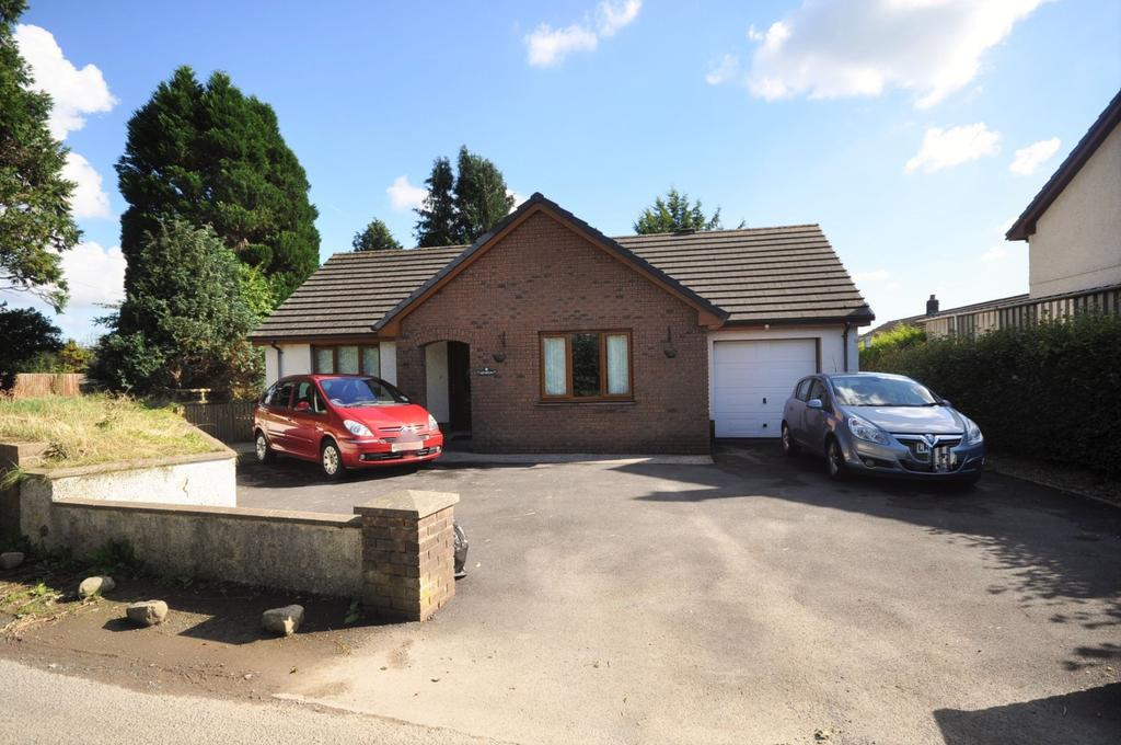 2 Bedrooms Detached Bungalow for sale in Afallon, Alltyferin Road, Pontargothi, Carmarthen SA32 7NE