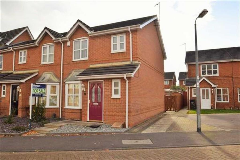 3 Bedrooms End Of Terrace House for sale in Briarwood Close, Castle Grange, Hull, HU7