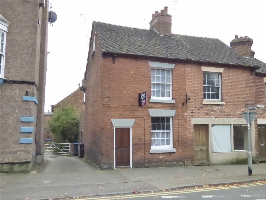 3 Bedrooms End Of Terrace House for sale in 87, High Street, Cheadle