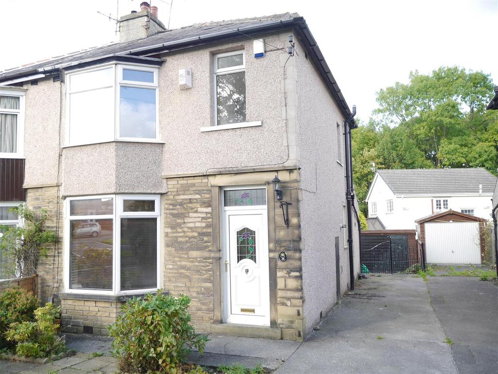 3 Bedrooms Semi Detached House for sale in Cyprus Drive, Thackley, Bradford, BD10 0AJ