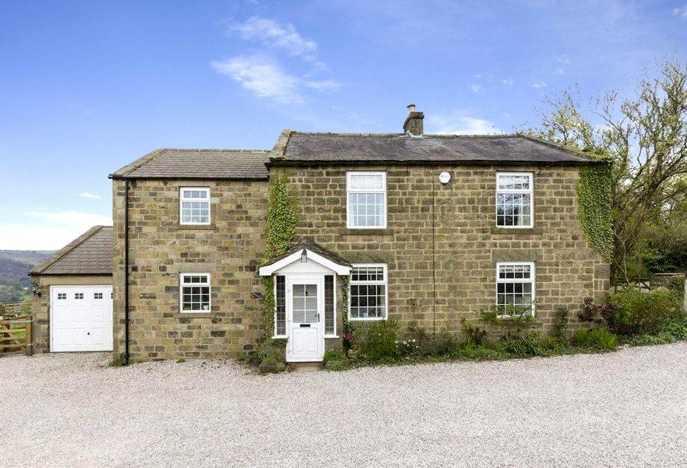 4 Bedrooms Detached House for sale in The Knott, Pateley Bridge, Harrogate, North Yorkshire