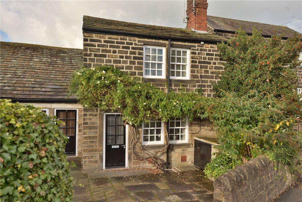 2 Bedrooms Terraced House for sale in Railway Cottages, Station Road, Horsforth, Leeds