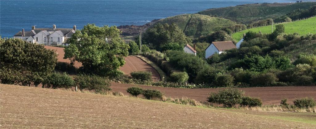 4 Bedrooms Detached House for sale in Foxlea, Coldingham Sands, Berwickshire, Scottish Borders