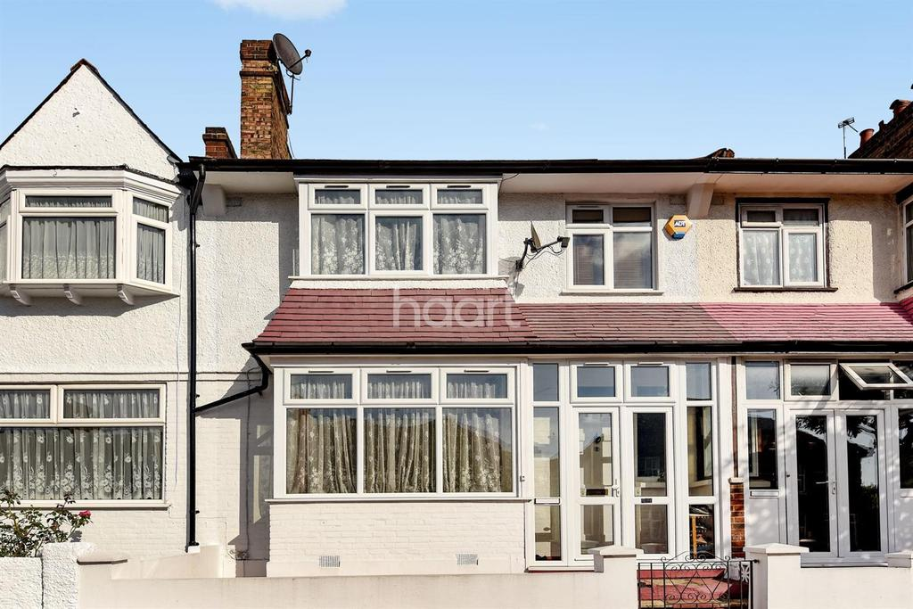 3 Bedrooms Terraced House for sale in Southcroft Road, Tooting, SW17
