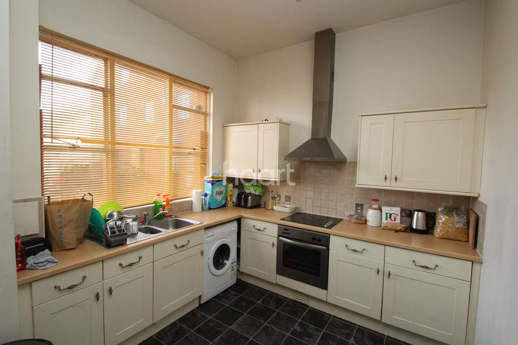 2 Bedrooms Flat for sale in Grosvenor Gate, Leicester LE5