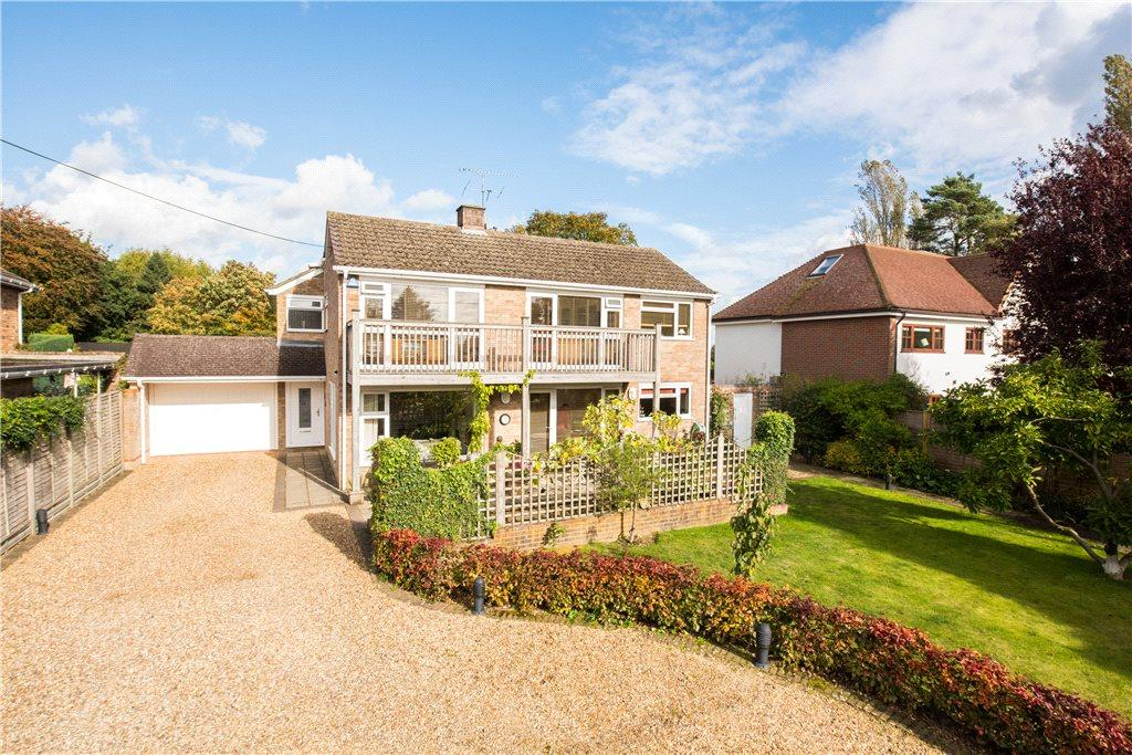 5 Bedrooms Detached House for sale in Broomfield Close, Great Missenden, Buckinghamshire