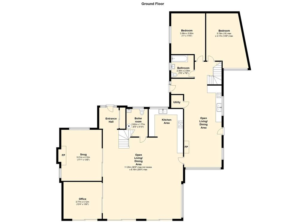 Floorplan 2 of 2