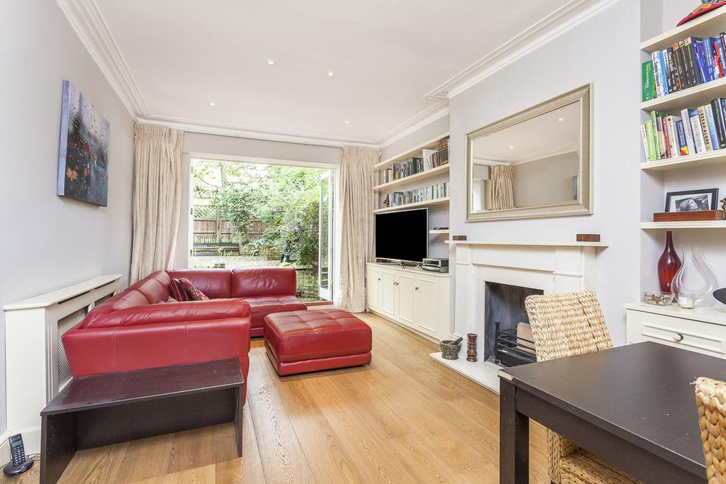 2 Bedrooms Flat for sale in Sinclair Road, London, W14