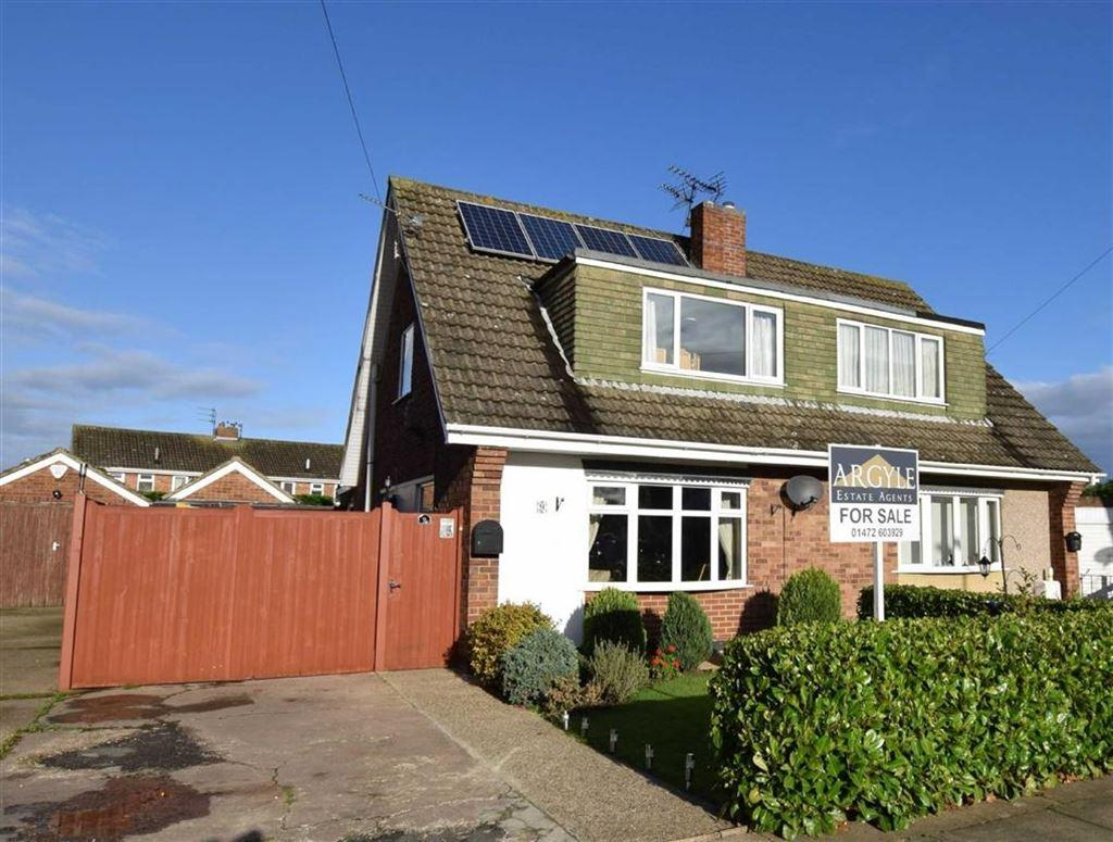3 Bedrooms House for sale in Belmont Close, Cleethorpes, North East Lincolnshire